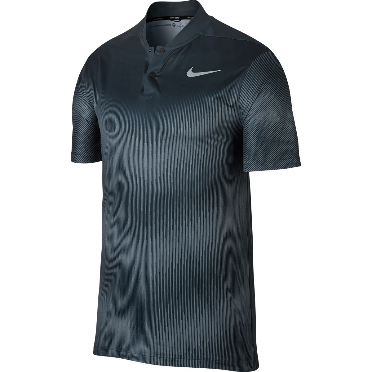 Nike Tw Tiger Woods Engineered Dry Blade Polo 854205