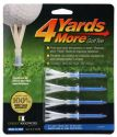 "ProActive Sports 4 Yards More Golf 3 1/4"" Tee"