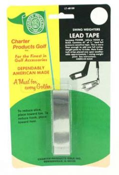 Charter Lead Tape