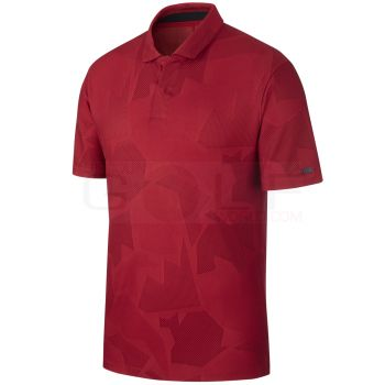 Nike TW Tiger Woods Dri-Fit Camo Jacquard Polo CT3801