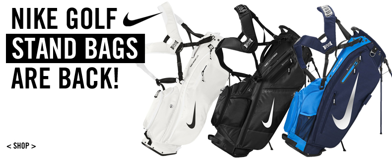NEW : Nike Stand Bags!