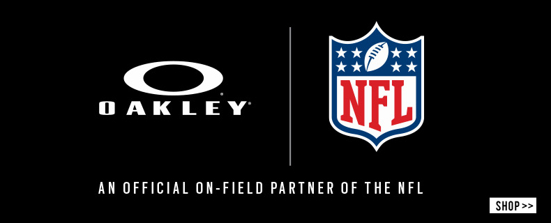 Oakley : NFL Sunglasses